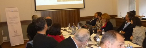 Interagency coordination meeting for risk preparedness in Tbilisi