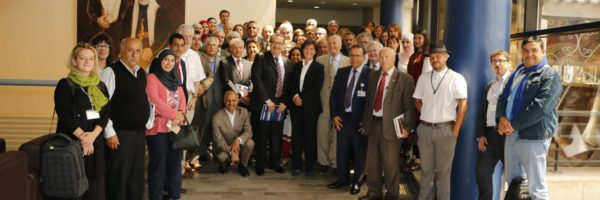 Eigth International Conference in Amman